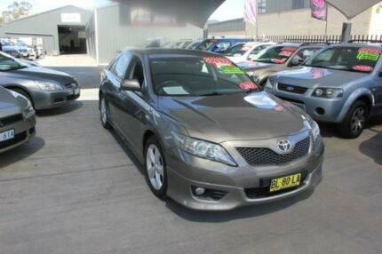 2011 Toyota Camry ACV40R 09 Upgrade Sportivo Bronze 5 Speed Automatic Sedan Mitchell Gungahlin Area Preview