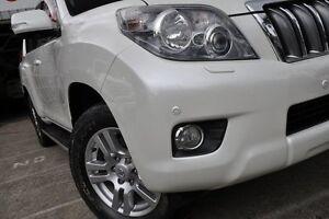 2012 Toyota Landcruiser Prado KDJ150R 11 Upgrade Kakadu (4x4) White 5 Speed Sequential Auto Wagon Mosman Mosman Area Preview
