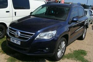 2011 Volkswagen Tiguan TDI 6 Speed Automatic Wagon Carrum Downs Frankston Area Preview
