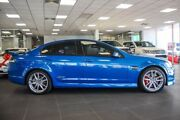 2012 Holden Commodore VE II MY12.5 SS V Z Series Blue 6 Speed Sports Automatic Sedan Bellevue Swan Area Preview
