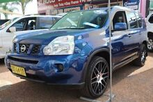 2009 Nissan X-Trail T31 ST Blue 6 Speed Constant Variable Wagon Minchinbury Blacktown Area Preview