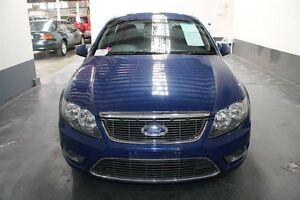 2011 Ford Falcon FG G6 50th Anniversary Blue 6 Speed Automatic Sedan Pennington Charles Sturt Area Preview