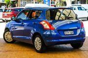 2015 Suzuki Swift FZ MY15 GL Navigator Blue 4 Speed Automatic Hatchback Melville Melville Area Preview