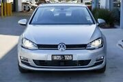 2017 Volkswagen Golf VII MY17 110TSI DSG Highline Silver 7 Speed Sports Automatic Dual Clutch Cairnlea Brimbank Area Preview