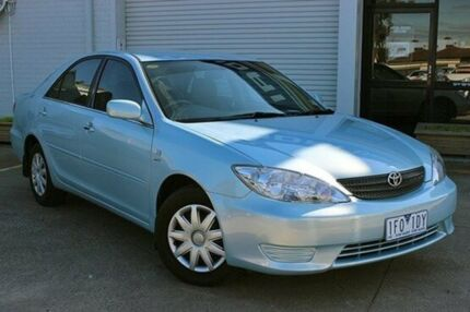 2005 Toyota Camry ACV36R Altise Blue 4 Speed Automatic Sedan Cranbourne Casey Area Preview