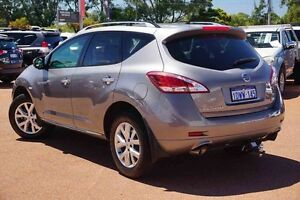 2012 Nissan Murano Z51 Series 3 TI Grey 6 Speed Constant Variable Wagon Westminster Stirling Area Preview
