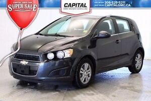 2016 Chevrolet Sonic LT HB*Remote Start - Heated Seats - Back Up