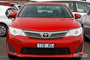 2013 Toyota Camry ASV50R Altise Wildfire 6 Speed Sports Automatic Sedan
