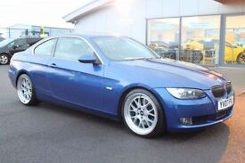 BMW 3 SERIES 3.0 335I SE 2d AUTO 302 BHP - 360 SPIN ON WEBSITE (blue) 2007