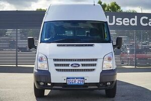 2013 Ford Transit VM MY13 350 High Roof White 6 Speed Manual Van Maddington Gosnells Area Preview