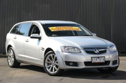 2010 Holden Berlina VE II International Silver 6 Speed Automatic Sportswagon Ringwood East Maroondah Area Preview