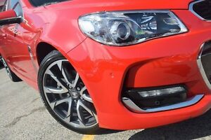 2016 Holden Commodore VF II SS-V Red Hot 6 Speed Automatic Sedan Homebush Strathfield Area Preview