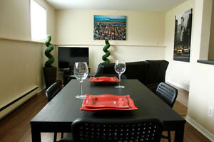 ALL INCLUSIVE! ALL BRAND NEW FULLY FURNISHED! WIFI & CABLE INC!