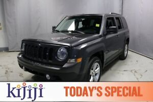 2014 Jeep Patriot 4WD NORTH EDITION Heated Seats,  Bluetooth,  A