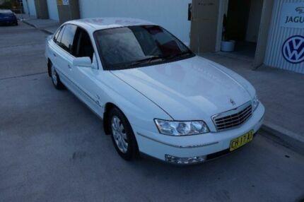 2005 Holden Statesman WL White 5 Speed Sports Automatic Sedan Elderslie Camden Area Preview