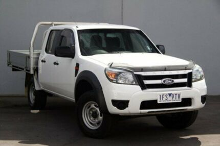 2011 Ford Ranger  White Manual Utility Cranbourne Casey Area Preview