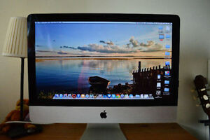 Mid-2011 iMac 21.5-inch 2.5GHz i5 with 16GB Memory and 500GB HD