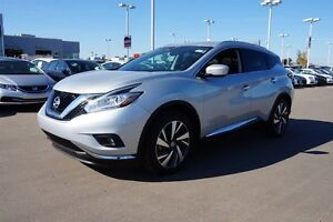 2015 Nissan Murano AWD PLATINUM Navigation (GPS),  Leather,  Bac