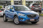 2012 Mazda CX-5 KE1071 Maxx SKYACTIV-Drive AWD Sport Blue 6 Speed Sports Automatic Wagon Aspley Brisbane North East Preview