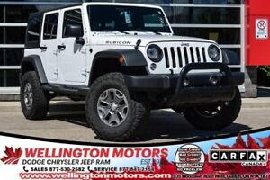 2017 Jeep Wrangler Unlimited Rubicon | Cold Weather Group | Max