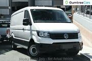 2018 Volkswagen Crafter SY1 MY19 35 MWB TDI410 Indium Grey 8 Speed Automatic Van Liverpool Liverpool Area Preview