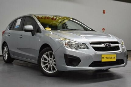 2015 Subaru Impreza G4 MY14 2.0i Lineartronic AWD Silver 6 Speed Constant Variable Hatchback Brooklyn Brimbank Area Preview