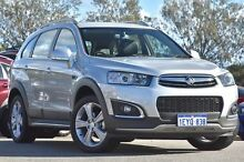 2015 Holden Captiva CG MY15 Silver 6 Speed Sports Automatic Wagon Mindarie Wanneroo Area Preview