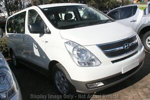 2010 Hyundai iMAX TQ-W White 4 Speed Automatic Wagon East Rockingham Rockingham Area Preview