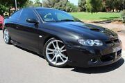 2006 Holden Special Vehicles Coupe VZ Series GTO Black 4 Speed Automatic Coupe Thebarton West Torrens Area Preview