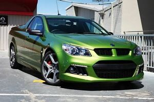 2015 Holden Special Vehicles Maloo GEN-F MY15 R8 Jungle Green 6 Speed Manual Utility West Perth Perth City Area Preview