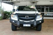 2013 Mazda BT-50 UP0YF1 XT Freestyle White 6 Speed Manual Cab Chassis Melville Melville Area Preview