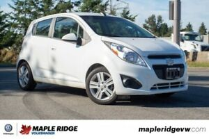 2015 Chevrolet Spark LT GREAT PRICE, B.C. CAR, SUPER FUEL EFFICI