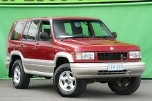 1997 Holden Jackaroo SE LWB (4x4) Burgundy 4 Speed Automatic 4x4 Wagon Ringwood East Maroondah Area Preview
