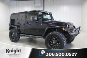 2013 Jeep Wrangler Unlimited Rubicon Navigation