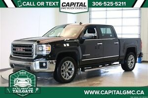 2014 GMC Sierra 1500 SLT Crew Cab *Back Up Camera-Remote Start*