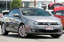 2011 Volkswagen Golf VI MY12 118TSI DSG Grey 7 Speed Sports Automatic Dual Clutch Cabriolet Robina Gold Coast South Preview