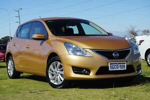 2016 Nissan Pulsar C12 Series 2 ST-L Sovereign 6 Speed Manual Hatchback Wangara Wanneroo Area Preview