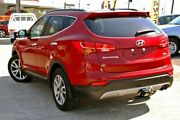 2014 Hyundai Santa Fe DM MY14 Elite Maroon 6 Speed Sports Automatic Wagon Hillcrest Logan Area Preview