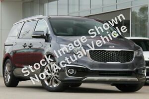 2017 Kia Carnival YP MY18 Platinum Graphite 6 Speed Automatic Wagon Wyong Wyong Area Preview