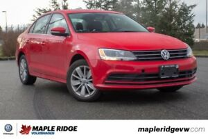 2015 Volkswagen Jetta Sedan HEATED SEATS, BLUETOOTH, SUNROOF