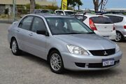 2007 Mitsubishi Lancer CH MY07 ES Silver 5 Speed Manual Sedan Pearsall Wanneroo Area Preview