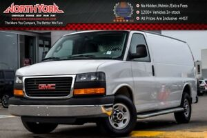 2016 GMC Savana Cargo Van 135 Cab|Trac.Cntrl|Cruise|Pwr.Options|