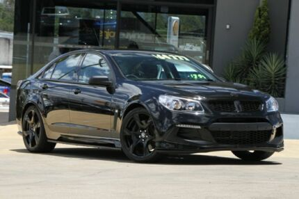 2016 Holden Special Vehicles Clubsport GEN-F2 MY16 R8 SV Black Black 6 Speed Sports Automatic Sedan Moorooka Brisbane South West Preview