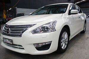 2015 Nissan Altima L33 ST X-tronic White 1 Speed Constant Variable Sedan Maryville Newcastle Area Preview