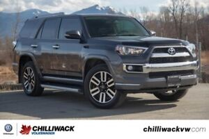 2018 Toyota 4Runner Limited ONE OWNER, NO ACCIDENTS, BARELY DRIV