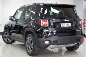 2015 Jeep Renegade BU MY16 Limited DDCT Black 6 Speed Sports Automatic Dual Clutch Hatchback