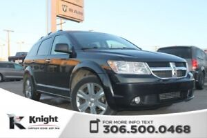 2010 Dodge Journey R/T - DVD - Heated Leather Seats - 3rd Row Se