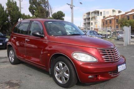2003 Chrysler PT Cruiser Hatchback Beaconsfield Fremantle Area Preview
