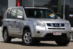 2010 Nissan X-Trail T31 Series III ST Silver 1 Speed Constant Variable Wagon Kippa-ring Redcliffe Area Preview