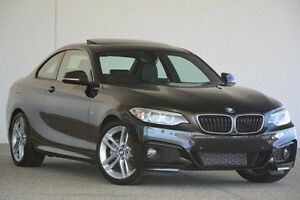 2016 BMW 228I F22 M Sport Black 8 Speed Sports Automatic Coupe Wangara Wanneroo Area Preview